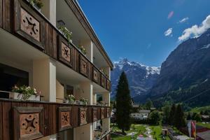 Hotel Spinne Grindelwald, Szállodák  Grindelwald - big - 49