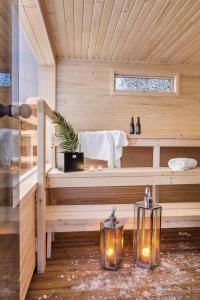 Robukta Lodge, Appartamenti  Tromsø - big - 42