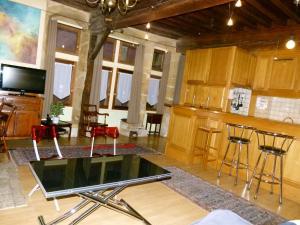 Vieux Lyon Cour Renaissance, Апартаменты  Лион - big - 37