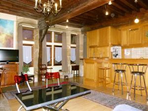 Vieux Lyon Cour Renaissance, Апартаменты  Лион - big - 35