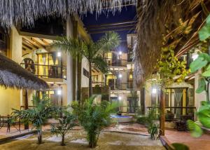 Hotel Villas El Jardín, Hotels  Holbox Island - big - 27