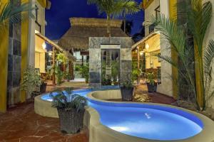 Hotel Villas El Jardín, Hotels  Holbox Island - big - 26