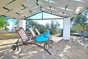 Casas Rurales Los Algarrobales, Resorts  El Gastor - big - 26