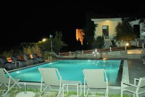Villa Madeleine, Апартаменты  Неа-Фокия - big - 63