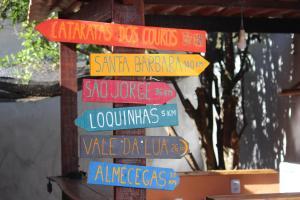 Hostel Aventura, Hostels  Alto Paraíso de Goiás - big - 25