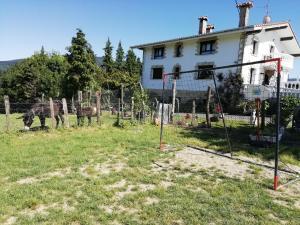 Agroturismo Pagoederraga, Farmy  Orio - big - 63