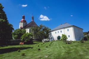 Chata Baroque house Cesky raj 1750 A. D. Malá Skála Česko