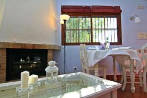 Casas Rurales Los Algarrobales, Resorts  El Gastor - big - 77
