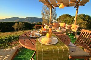 Villa Los Almendros, Dovolenkové domy  El Gastor - big - 23