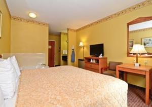 Standard King Room with Spa Bath - Non-Smoking