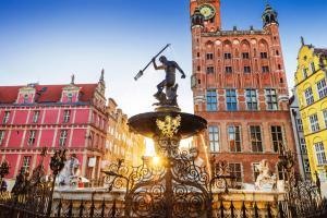 Apartament London, Ferienwohnungen  Gdynia - big - 10