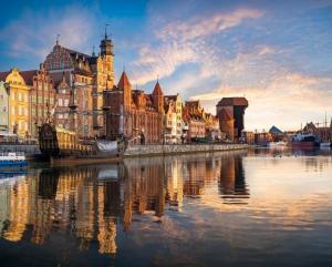 Apartament London, Ferienwohnungen  Gdynia - big - 8