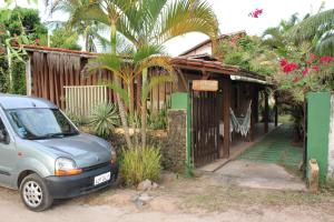 Casa Recanto dos Sabiás, Guest houses  Ponta de Aratuba - big - 4