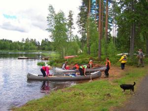 Nya Skogsgården Hostel, Hostelek  Mårbacken - big - 21