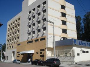 Hotel Klein Ville Premium, Отели  Esteio - big - 31