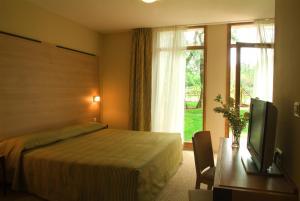 Hôtel Les Esclargies, Hotel  Rocamadour - big - 22
