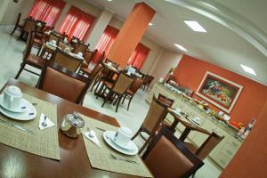 Hotel Klein Ville Premium, Отели  Esteio - big - 24
