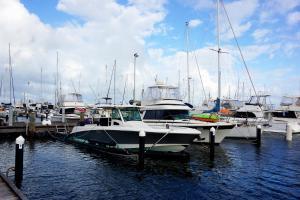 Oceanside 23, Ferienwohnungen  Fremantle - big - 22