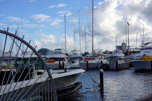 Oceanside 23, Ferienwohnungen  Fremantle - big - 23