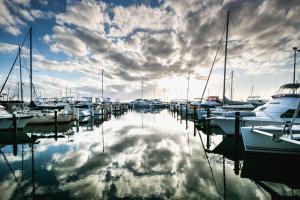 Oceanside 23, Appartamenti  Fremantle - big - 28