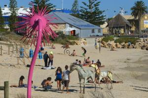 Oceanside 23, Appartamenti  Fremantle - big - 32