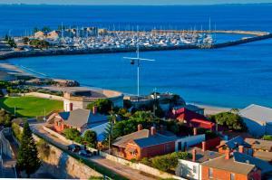 Oceanside 23, Appartamenti  Fremantle - big - 34