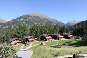 4 hvězdičkový chata Almdorf Waldesruh Sölden Rakousko