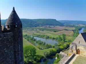 Entre Cahors Et Souillac Dans Le Lot, Vily  Cazals - big - 44