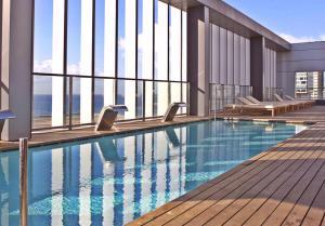 Hotel SB Diagonal Zero Barcelona 4* Sup, Отели  Барселона - big - 1