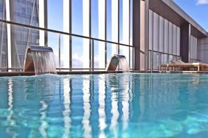 Hotel SB Diagonal Zero Barcelona 4* Sup, Отели  Барселона - big - 47