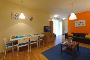 Central Passage Budapest Apartments, Appartamenti  Budapest - big - 13