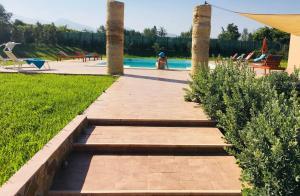 Villa con piscina Casale di Giò nel Golfo di Castellammare, Vily  Partinico - big - 68
