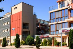 3 hviezdičkový apartmán Apart-Hotel Onegin & SPA Sozopol Bulharsko