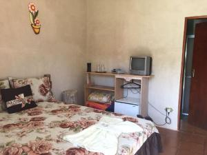 Pousada Seriema e Camping, Affittacamere  Cunha - big - 5