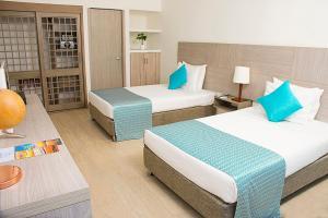 Tamaca Beach Resort Hotel by Sercotel Hotels, Hotels  Santa Marta - big - 71