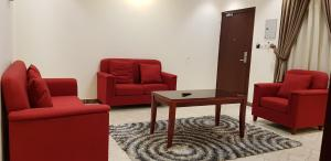 Abo Turki of Housing Units, Apartmánové hotely  Abha - big - 9