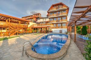 2 hviezdičkový hotel Casa Di Angel Sinemorets Bulharsko