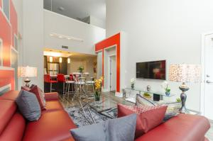 Popular Hollywood Walk of Fame Penthouse, Appartamenti  Los Angeles - big - 49