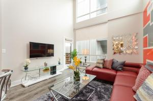 Popular Hollywood Walk of Fame Penthouse, Appartamenti  Los Angeles - big - 48