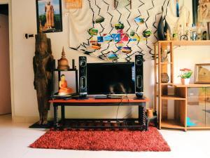 Track fun guesthouse, Ubytování v soukromí  Galle - big - 74