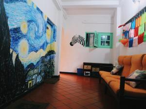 Track fun guesthouse, Ubytování v soukromí  Galle - big - 69