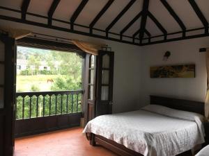 Villa geres, Aparthotels  Villa de Leyva - big - 12