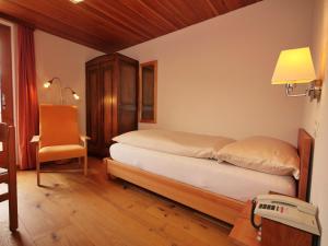 Hotel Alpenblick, Szállodák  Zeneggen - big - 53