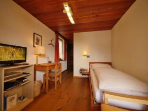 Hotel Alpenblick, Hotel  Zeneggen - big - 11