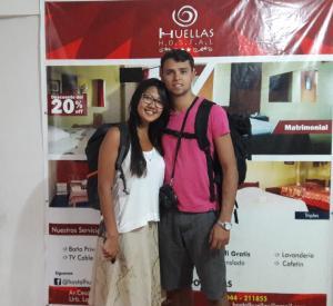 Hostal Turístico Huella's, Affittacamere  Trujillo - big - 35