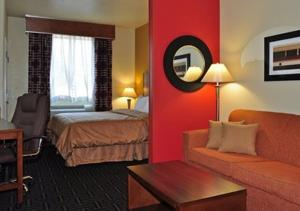 Comfort Suites Natchitoches, Hotels  Natchitoches - big - 5