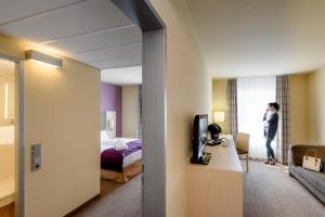 Junior Suite mit 1 Queen-Size-Bett