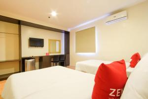 ZEN Rooms Ninoy Aquino Airport, Hotely  Manila - big - 21