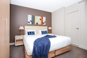 Pier Luxury Apartments, Apartmány  Adelaide - big - 17