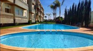 Bab Rayan Apartment, Apartments  Dar Bouazza - big - 28